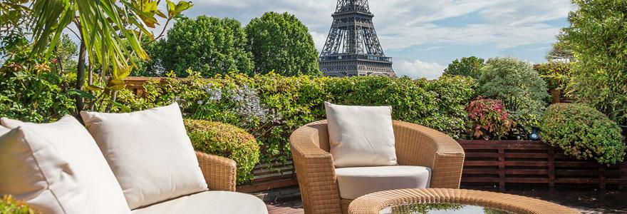 immobiliers de luxe à Paris